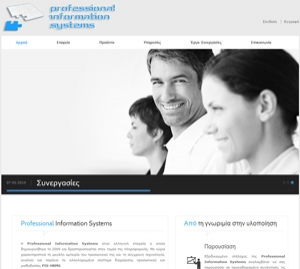 Professional Information Systems